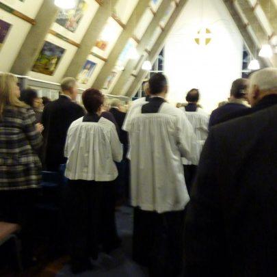 Parish Church 50th Anniversary | Janet Penn