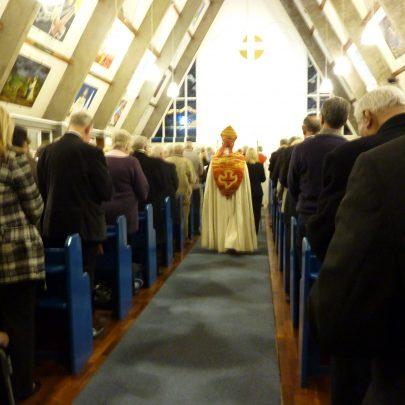 Parish Church 50th Anniversary