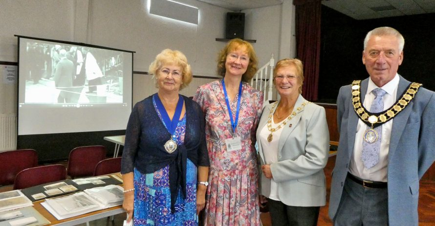 Canvey Community Archive Memories Day | Janet Penn