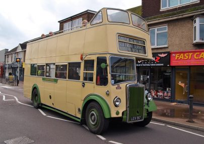 Bus Museum Open Day 2019