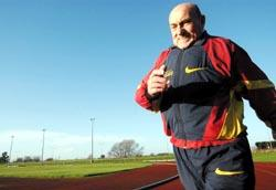 MBE for Sports Hero George