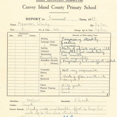 Canvey Island County Primary School
