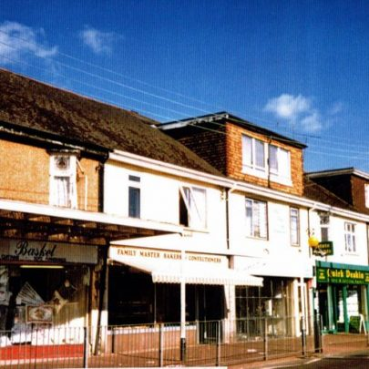 A variety of shops leading up to the Lionel Road junction with Furtherwick Road. | Wendy Knight