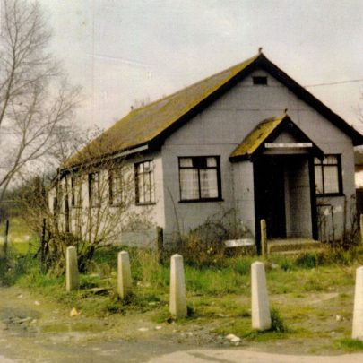 The Womens Institute Hall which was in Lionel Road. | Wendy Knight