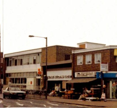 Strutt's Corner at the junction of Furtherwick and Waarden Road. | Wendy Knight