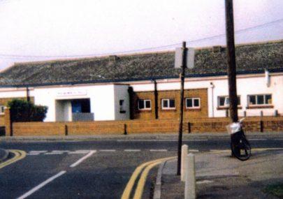 War Memorial Hall c1990s