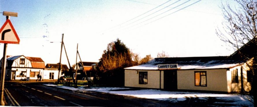 Canvey Club c1990s