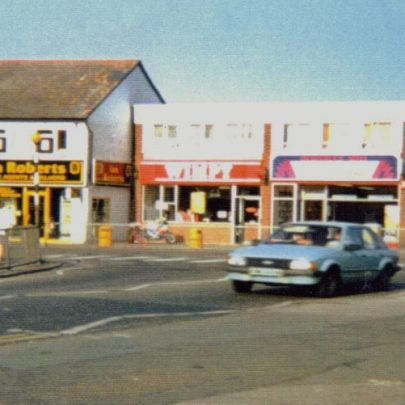 From Long Rd. The Old Wimpy Bar | Wendy Knight