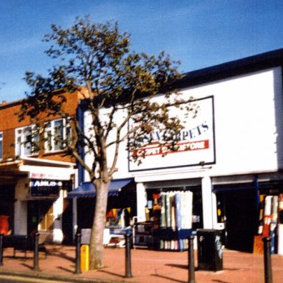 More of the shops south of Haystack corner | Wendy Knight