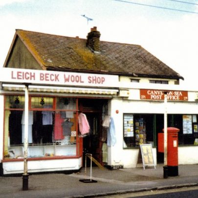 High St Shops at Leigh Beck