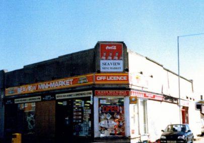 High Street Shops c1990s