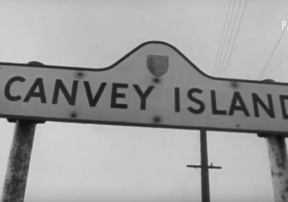Canvey Island and High Speed Gas