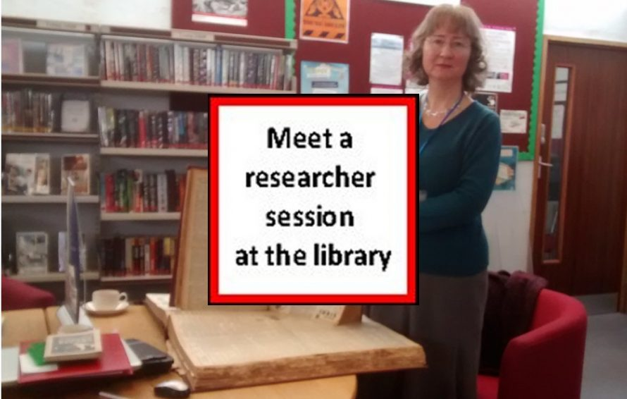 Our Library sessions ARE BACK