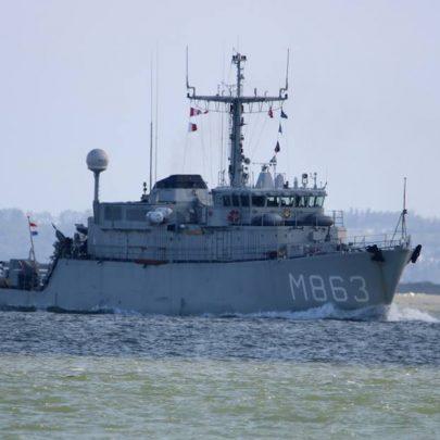 HNLMS Vlaardingen | Jan Causton