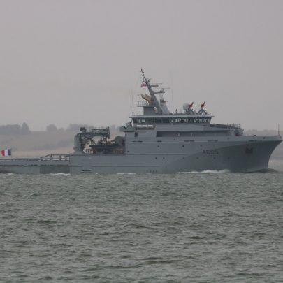 FS Garonne French Navy | Jan Causton