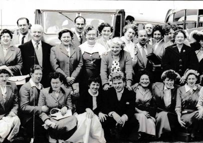 Festival of Britain Canvey Coach Trip 1951