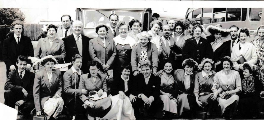 Do you recognise anyone in the photo? Please comment below | Jane Parkin