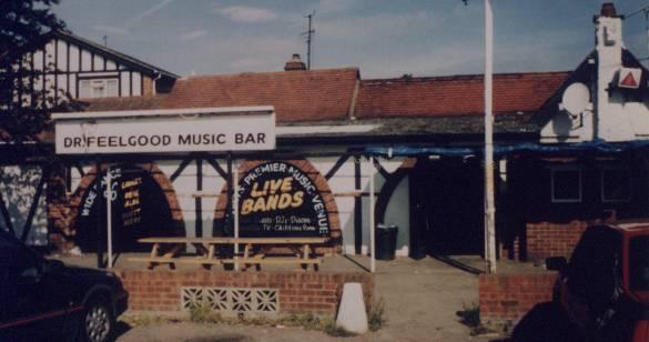 Dr Feelgood's Music Bar