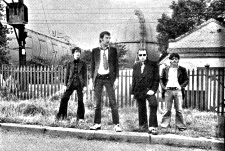 Dr Feelgood Down by the Gas Sausage