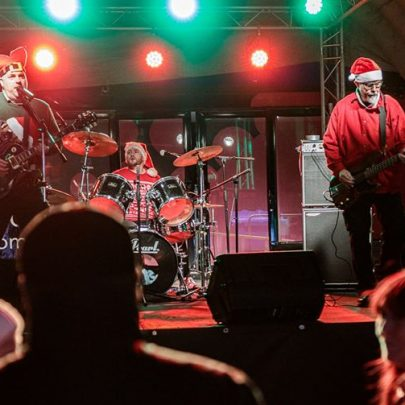 Festivities at Canvey's Christmas Event