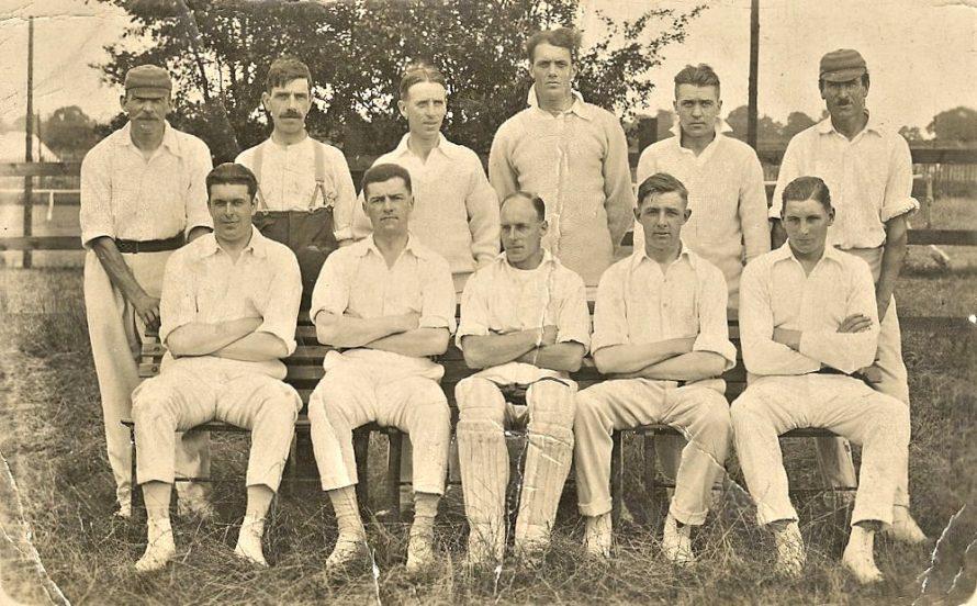 Anyone for cricket? | Maureen Buckmaster