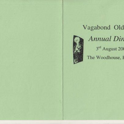 Vagabond Old Boys annual Dinner. | Lee-Ann Green