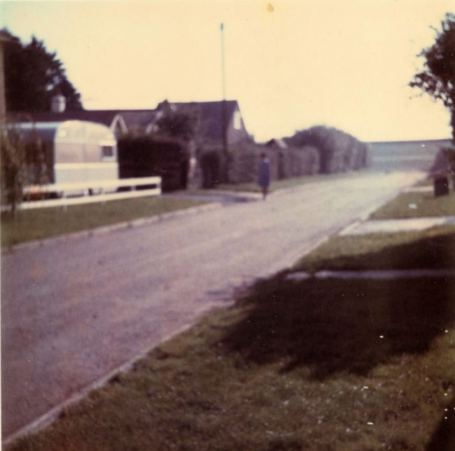 I would think taken from George's bungalow looking south towards the seawall.