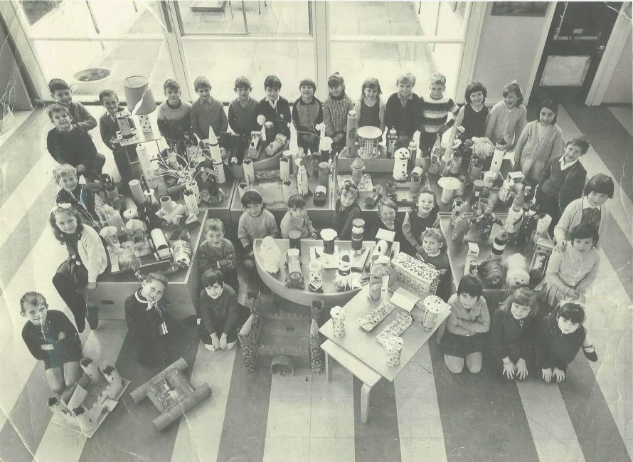 William Read school, year of starting for this group was 1967