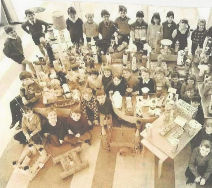 William Read School year of starting at school 1967