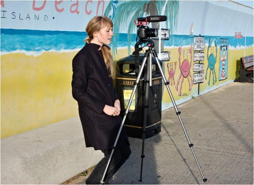 Rowan at Concord Beach | Rod Bishop