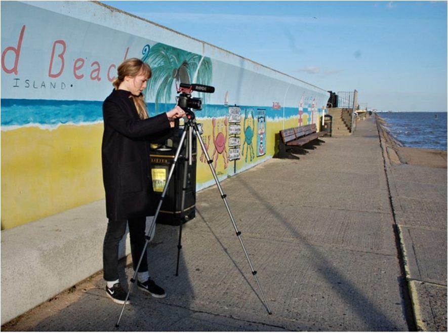 Rowan setting her sights towards the Thames | Rod Bishop