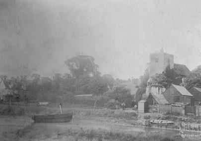 Benfleet Creek 1895