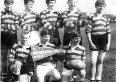 Under 16s 1964