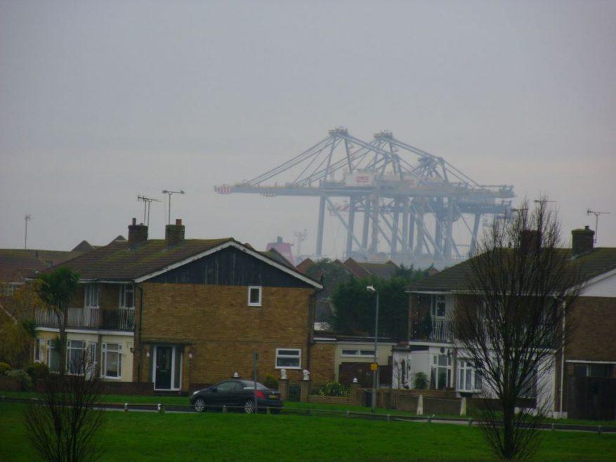 Cranes for London Gateway Port. Part 2. | J.Walden