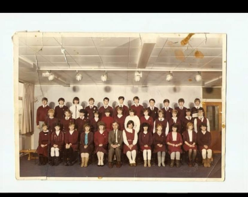 Houghton house leavers 1985