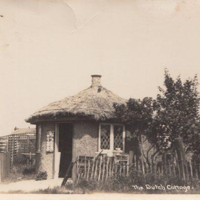 The 'faux' dutch cottage. | Annette Williamott