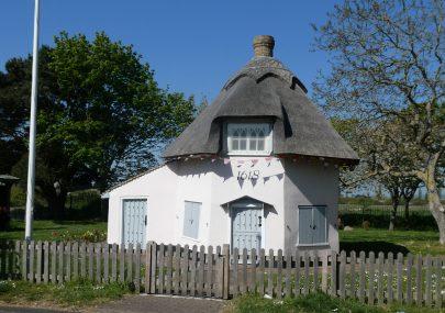 The Dutch Cottage under lockdown