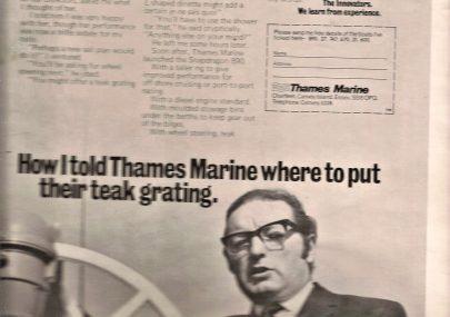 Thames Marine Boating Company