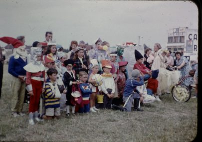 Canvey Carnival appox early1950s?