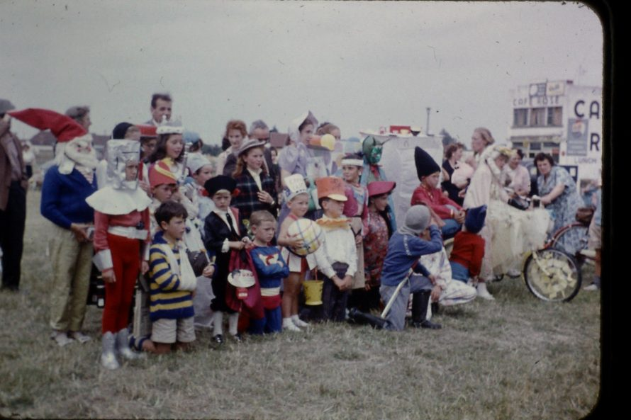 Canvey Carnival Approx early 1950s John Martin