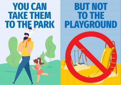 Take them to the park
