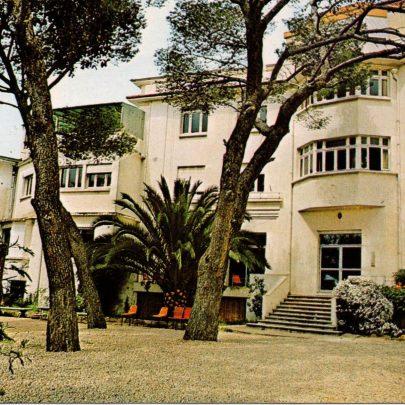 The group stayed here in Centre de Vacances. Le Lion de Mer, St Raphael. | J.Walden