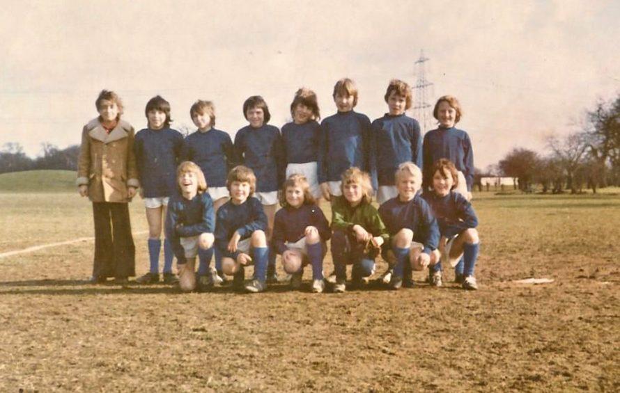 Mornington Boys Football Team unders 10s