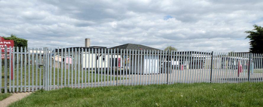 Northwick Park School eerily quiet | J Penn