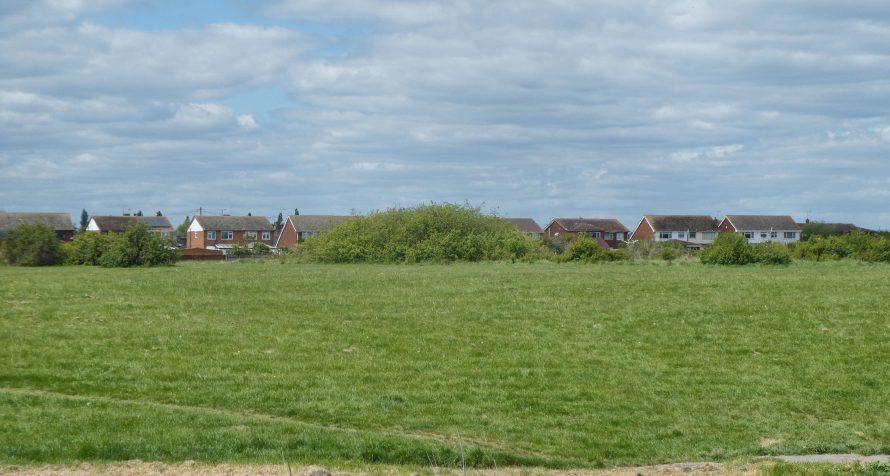 Towards the Dutch Village | J Penn
