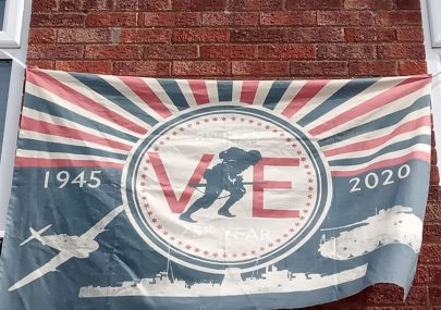 Canvey's 75th VE Day celebrations
