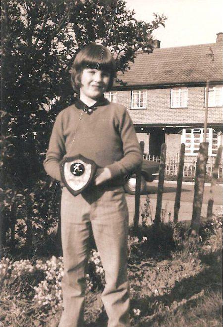 Mornington Boy Football Team under 10s Stephen Pickett always awarded best player