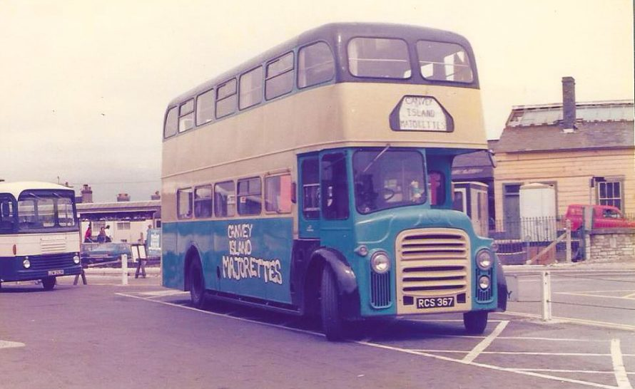 Canvey Island Majorettes' bus |  John Griffiths