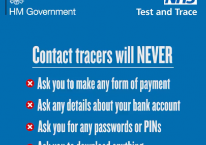 Contact tracers will NEVER