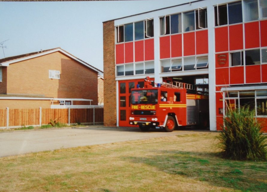 Canvey Firestation